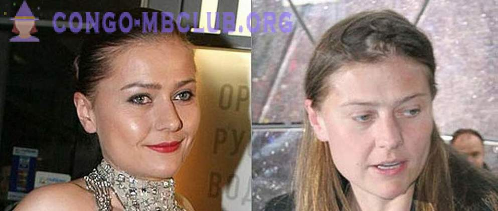 Russian celebrities without makeup (20 photos) | Miscellaneous