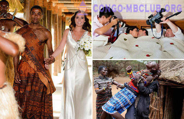 Wildest traditions of the wedding night of the World