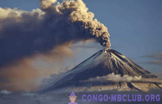 The most dangerous active volcanoes of the Earth
