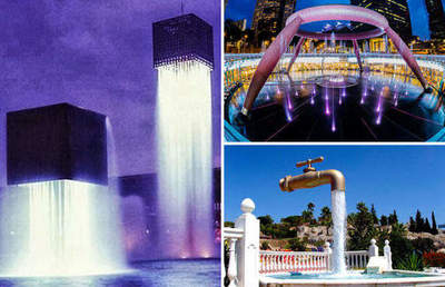 15 of the world's most unusual fountains