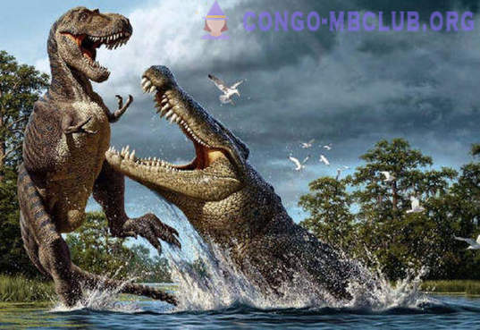 The most horrible prehistoric ancestors of modern animals
