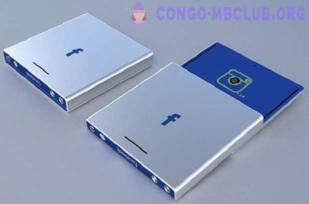 It will look like a smartphone from Facebook?