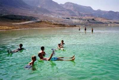 Why the Dead Sea is the name?