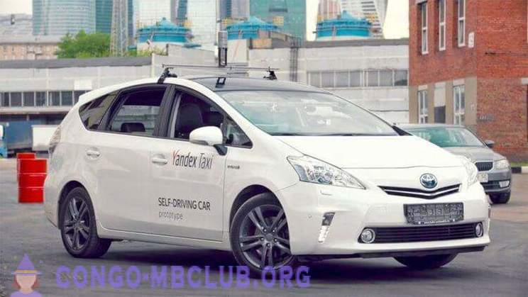 News of high technology: Unmanned taxi from Tesla