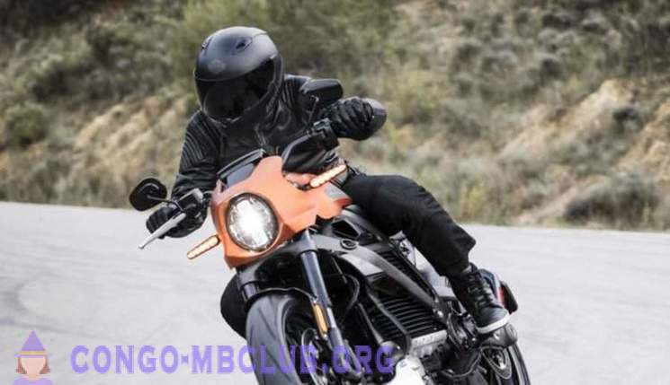 Electric Harley-Davidson motorcycle appeared stronger than anticipated