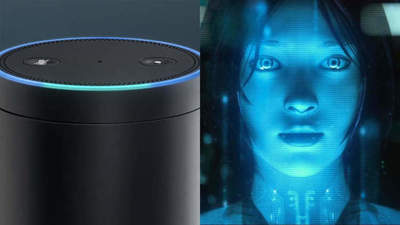 Alexa takes over the world. Soon she begins to cook you coffee and invited to relax