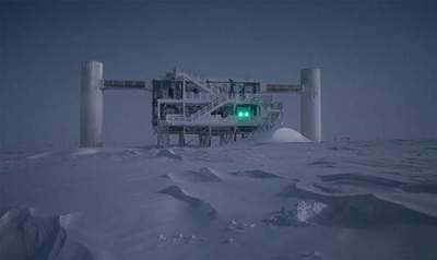 Start of neutrino astronomy is necessary: ​​Antarctic station to accurately track the place of birth of the neutrino