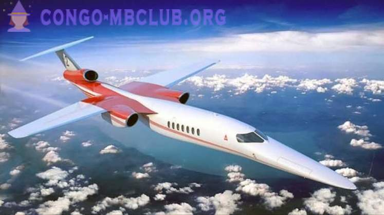 Lockheed Martin is developing a supersonic airliner