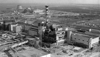 The first explosion at Chernobyl was a nuclear, scientists believe