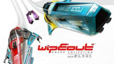 Review of the game Wipeout Omega Collection