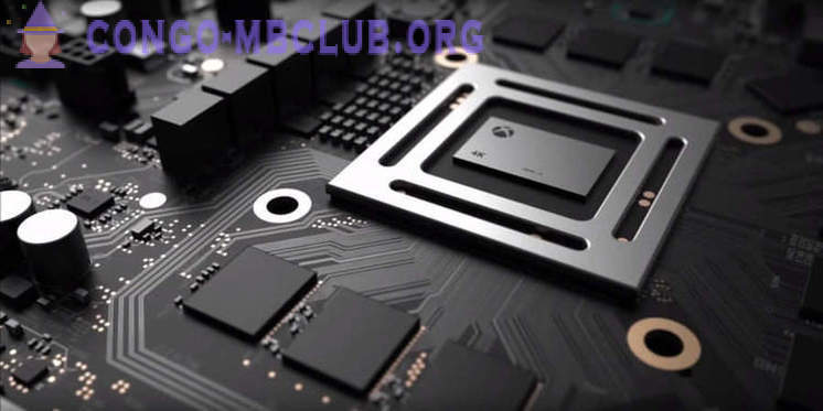 Microsoft will introduce us to Project Scorpio Console this week
