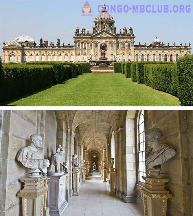 The most beautiful palaces and castles in the world