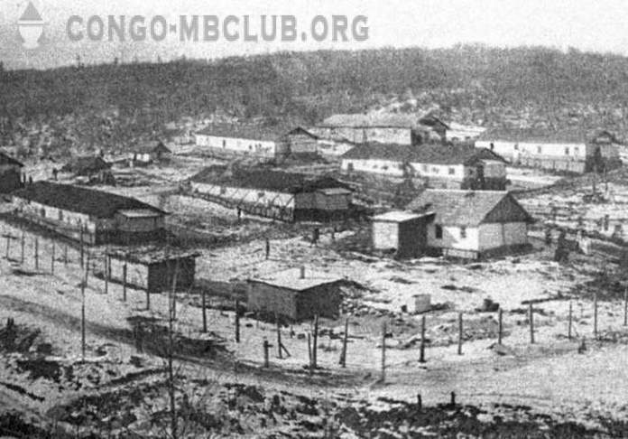 Harsh conditions in the labor colonies of GULAG