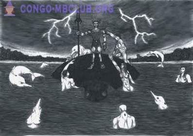 Legends of the marine humanoid beings. Part 1