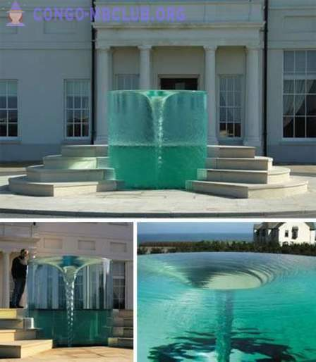 Amazing fountains world
