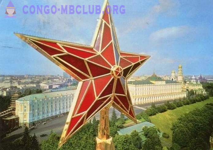 The history of the famous symbols of the Soviet Union