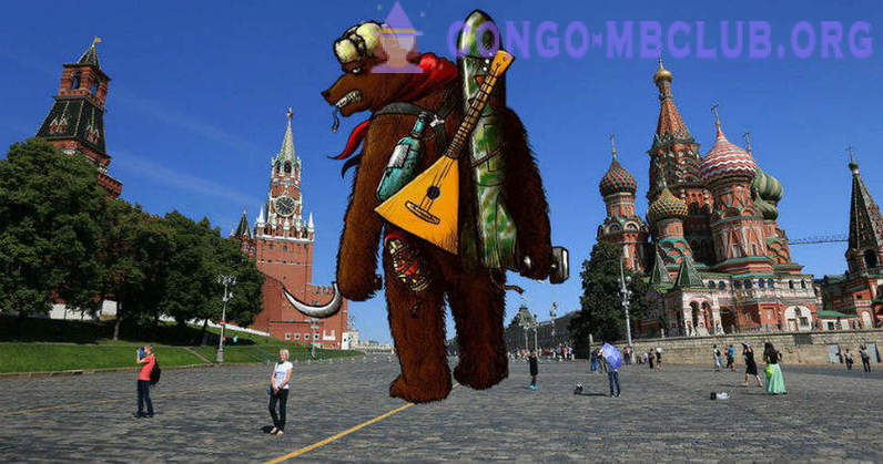 Tourists errors in Moscow