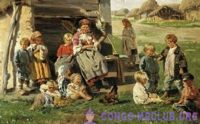 As orphans lived in Tsarist Russia