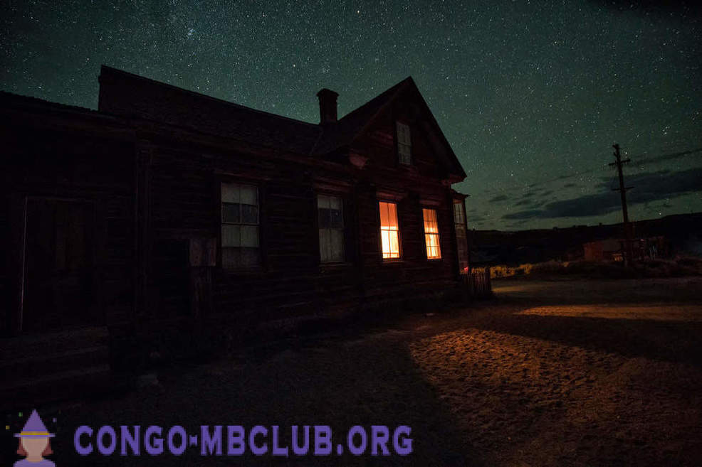 Bodie - ghost town in the US