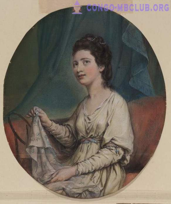 Countess Maria Coventry as the pursuit of beauty led to death