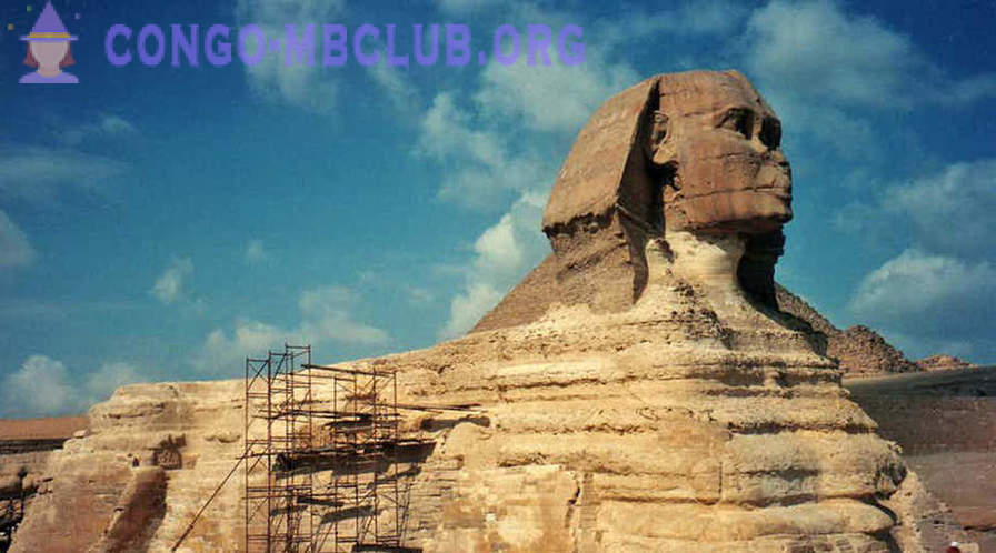 The striking of the Sphinx