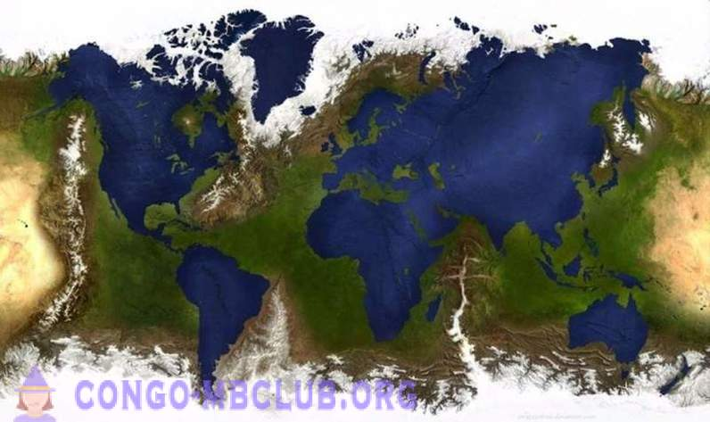 Amazing world map, which is not taught at school