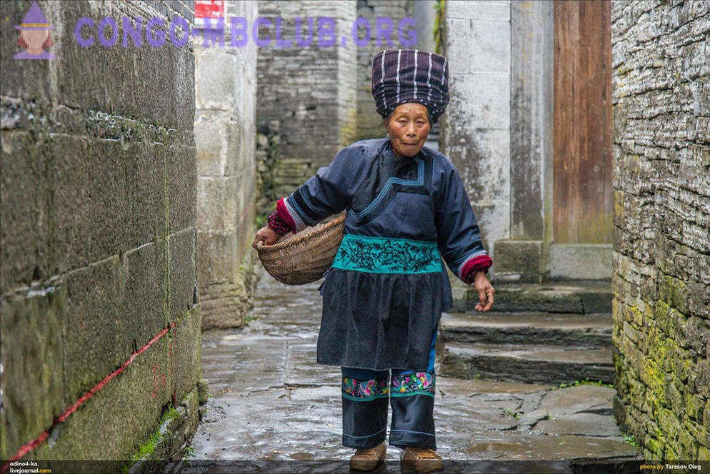 The life of Chinese peasants