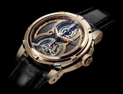 A list of the most expensive watches of the world