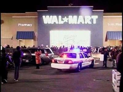 Terrible accident on Black Friday