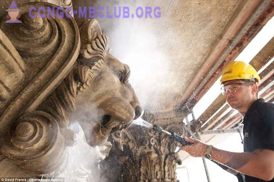 Virtuoso Cleaner brings to the light the world sights and cultural monuments