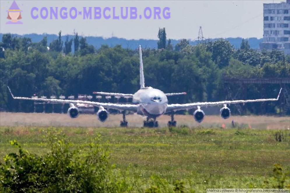 The new IL-96 for the Manager of the Russian president