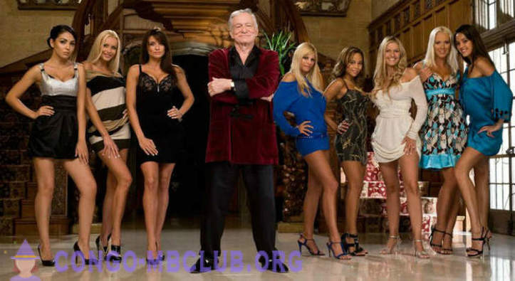 Richly live not forbid: it looks like the owner of Playboy mansion worth $ 200 million