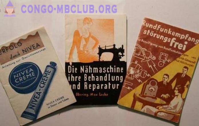 Disguised anti-fascist leaflets published in Nazi Germany