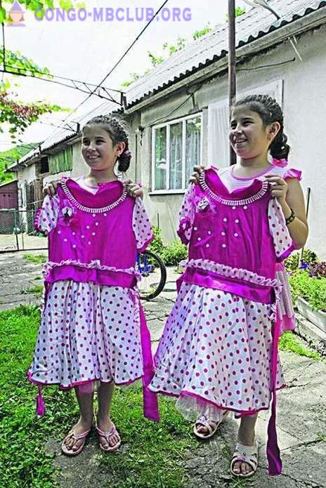 Twins Capital: Ukrainian village, where over hundreds of twins