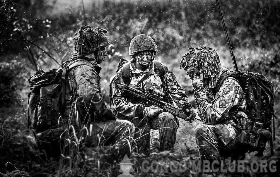 British military contest photos Army Photographic Competition