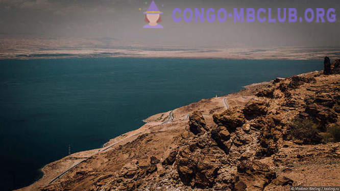 The other side of the Dead Sea