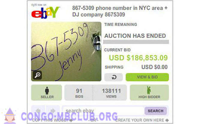 Expensive items online auction Ebay