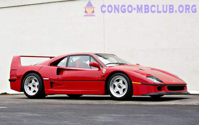 The most expensive cars in the world at the annual auction in US