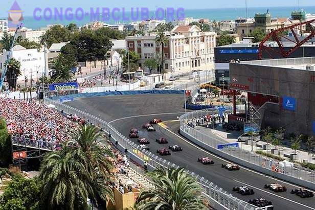 The most famous street circuit,