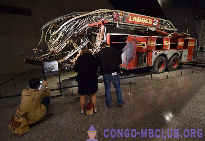 Tour of the Museum 9/11