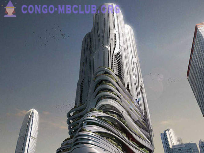 22 dizzying ideas for the future of skyscrapers