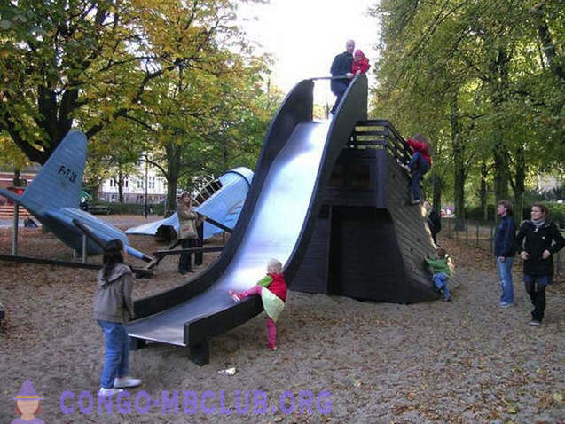 The most amazing playground of the world