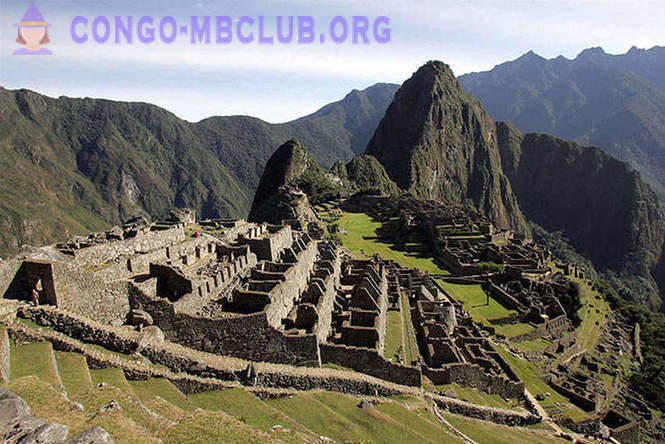 Machu Picchu and 28 UNESCO World Heritage Sites