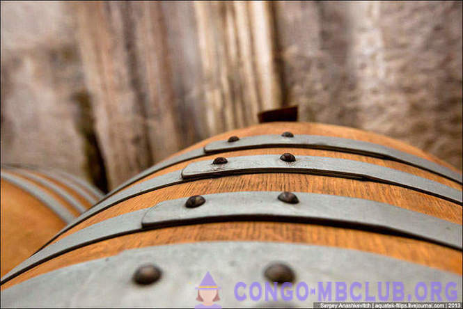 Wine Road - life in a barrel, and the last step to the buyer