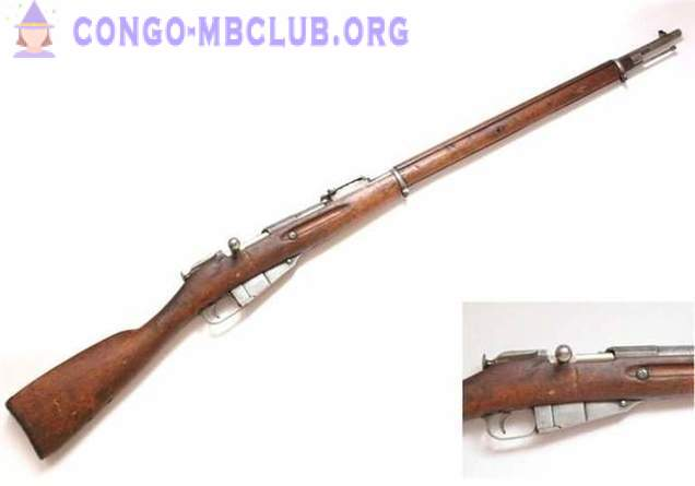 Evolution of the Russian carbine - from Mosina to the present day