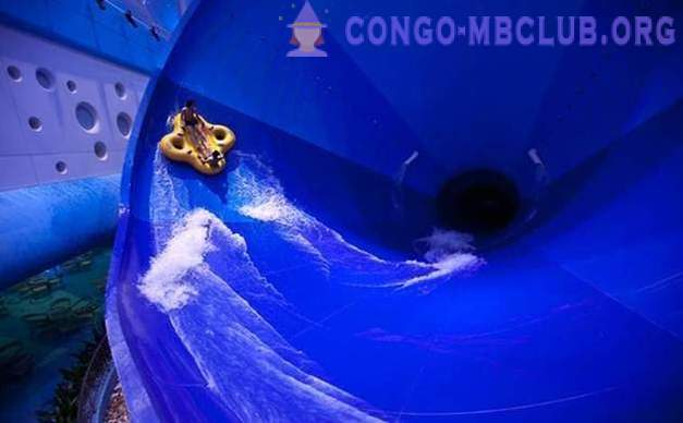 10 most unusual water parks