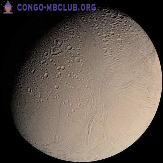 Ten of the most unusual moons of the Solar System