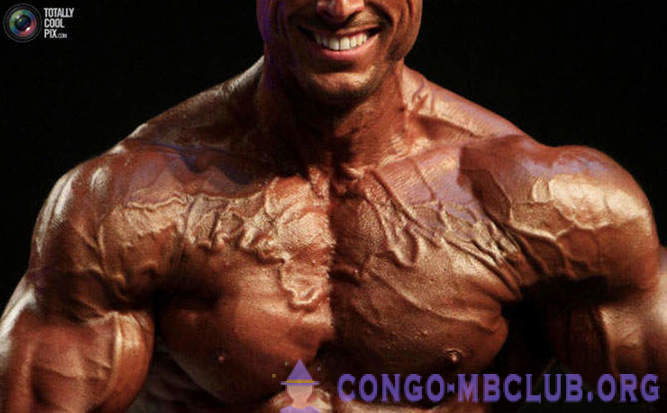 Bodybuilding in photos