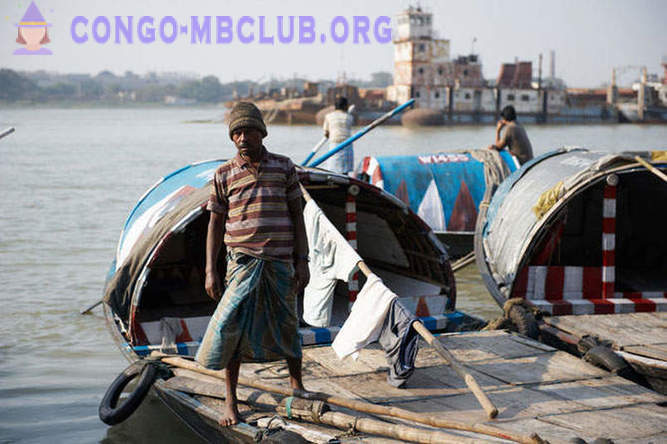 Large Indian Journey - Calcutta